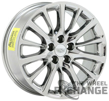 "Load image into Gallery viewer, 19"" Cadillac CT6 PVD Chrome wheels rims Factory OEM 4762 EXCHANGE"