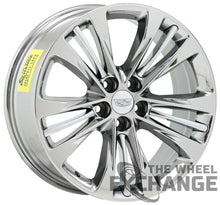 "Load image into Gallery viewer, 20"" Cadillac CT6 PVD Chrome wheel rim Factory OEM 2016 2017 2018 2019 4764 x1"
