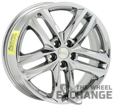 "Load image into Gallery viewer, 19"" Chevrolet Equinox GMC Terrain PVD Chrome wheels tires Factory OEM set 4 5832"
