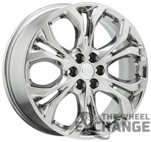 "Load image into Gallery viewer, 20"" Buick Enclave PVD Chrome wheels rims Factory OEM 2018 2019 2020 set 4 5851"