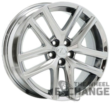 "Load image into Gallery viewer, 17"" Lexus CT200 PVD Chrome wheel rim Factory OEM 17"" 74298"