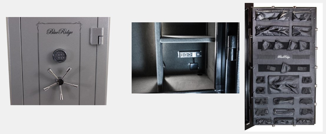 Hayman BlueRidge Gun Safes