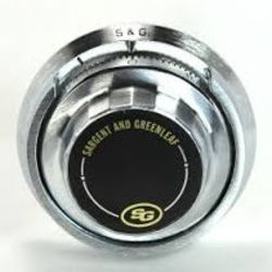 S&G® Spy-Proof® Dial Lock