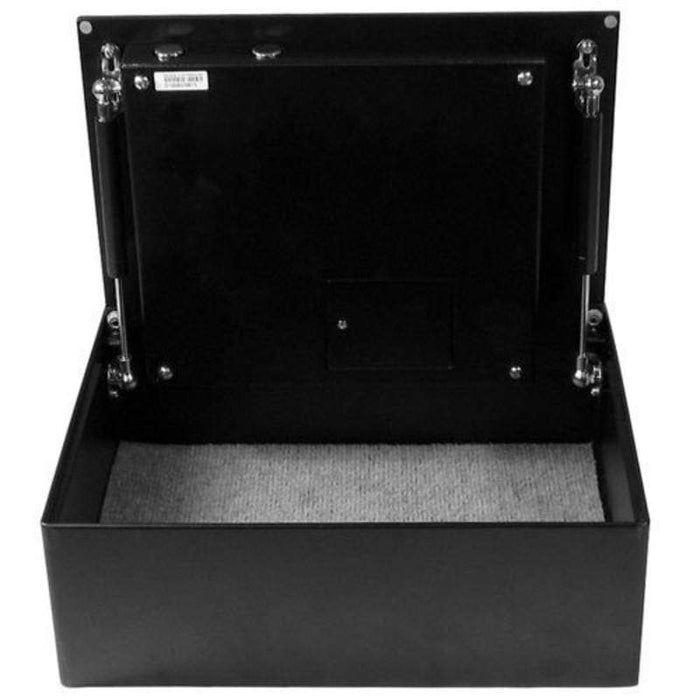 Barska 0.23 Cubic Ft Top Opening Biometric Security Safe AX11556