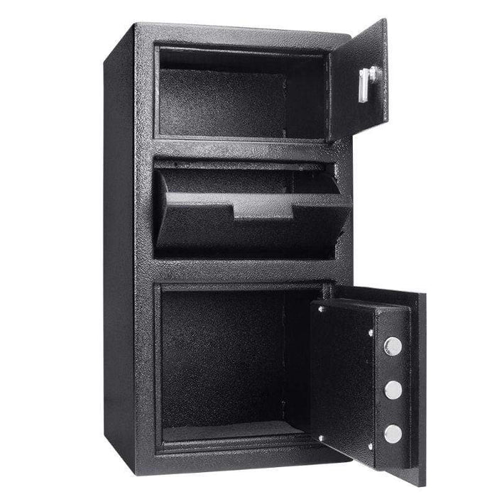Barska 0.72/0.78 Cubic Ft Locker Keypad Depository Safe AX13310