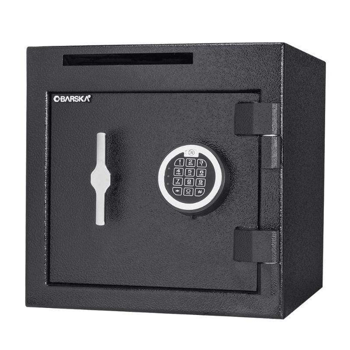 Barska 1.12 Cubic Ft Slot Keypad Depository Safe AX13314