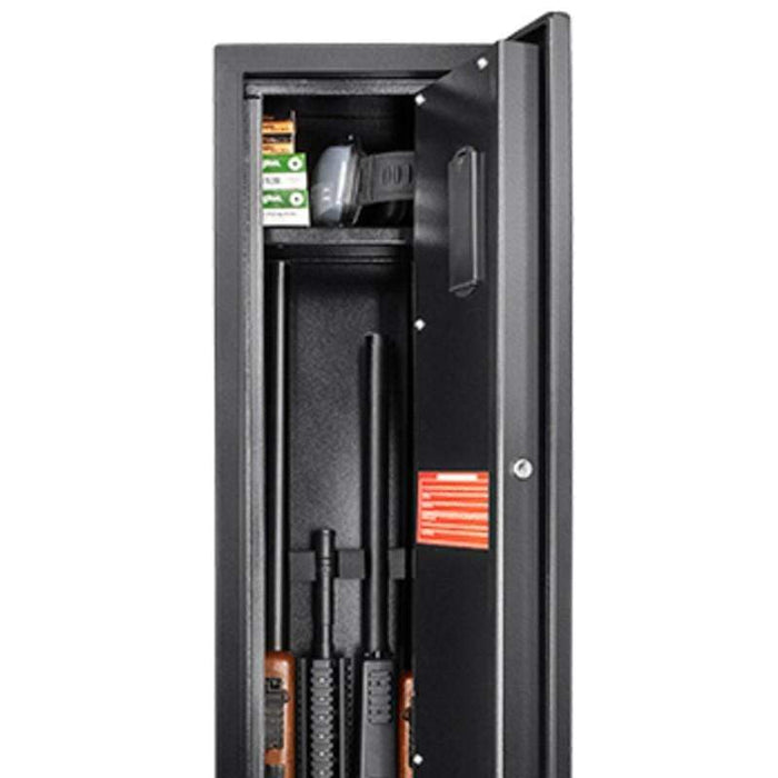 Barska 1.83 Cubic Ft Tall Biometric Rifle Safe AX11652