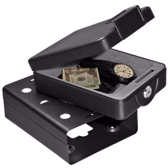 Barska Compact Key Lock Box with Mounting Sleeve AX11812