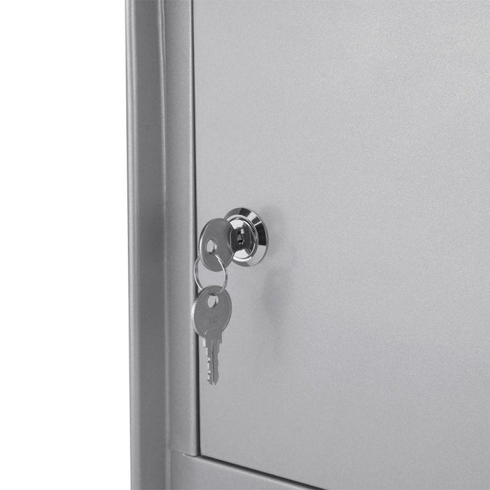 Barska Locking Wall Mount Mailbox (Large) CB13254