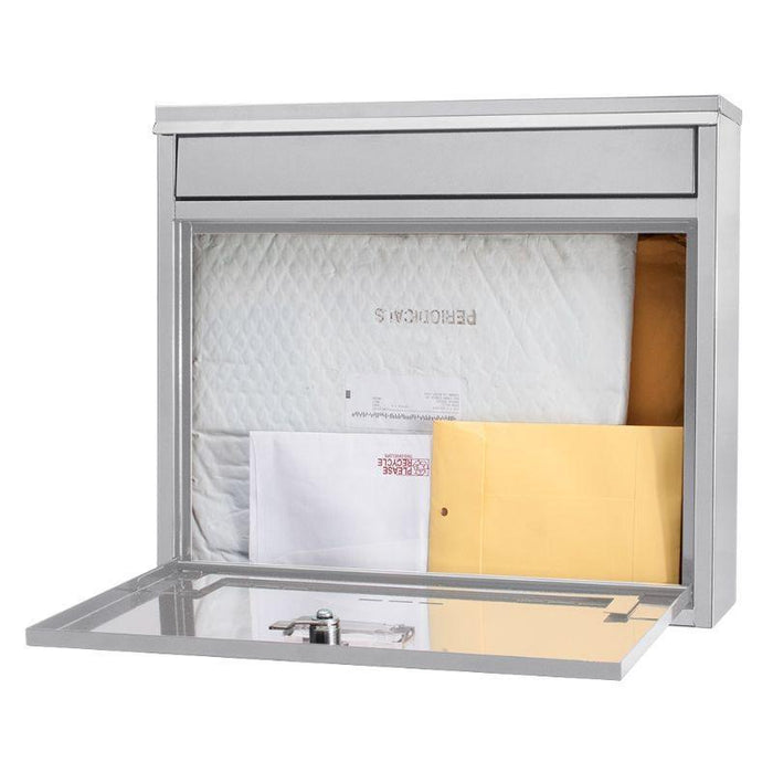 Barska Locking Wall Mount Mailbox (Medium) CB13252