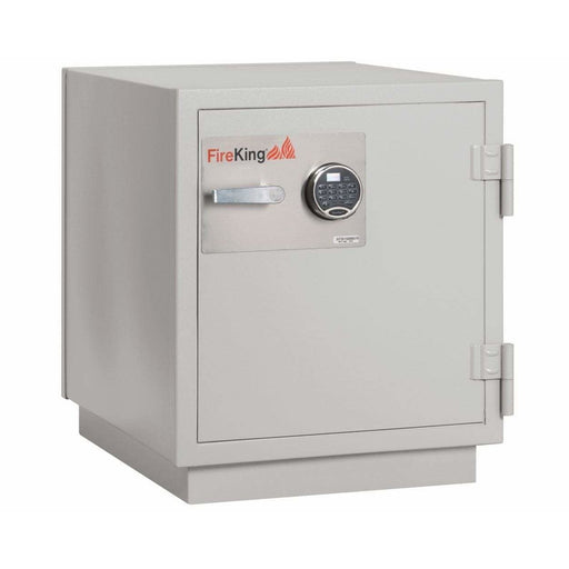 Fireking 1.5 Cubic Foot 3 Hour Fire and Impact Rated Data Safe DM1413-3
