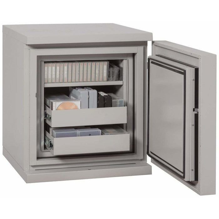 Fireking 2.8 Cubic Foot 1 Hour Fire and Impact Rated Data Safes DS1817-1 Feature