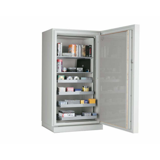Fireking 20.6 Cubic Foot 2 Hour Fire and Impact Rated Data Safe DS6431-2 Interior