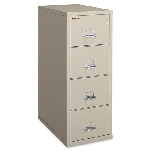 FireKing 4 Drawer Legal Width Vertical File Cabinet 4-2131-C