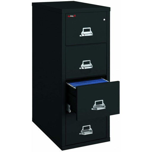 FireKing 4 Drawer Letter Vertical File Cabinet 4-1831-CFireKing 4 Drawer Letter Vertical File Cabinet 4-1831-C Feature