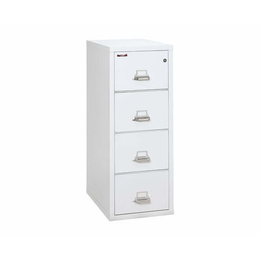 FireKing 4 Drawer Letter Vertical File Cabinet 4-1831-C