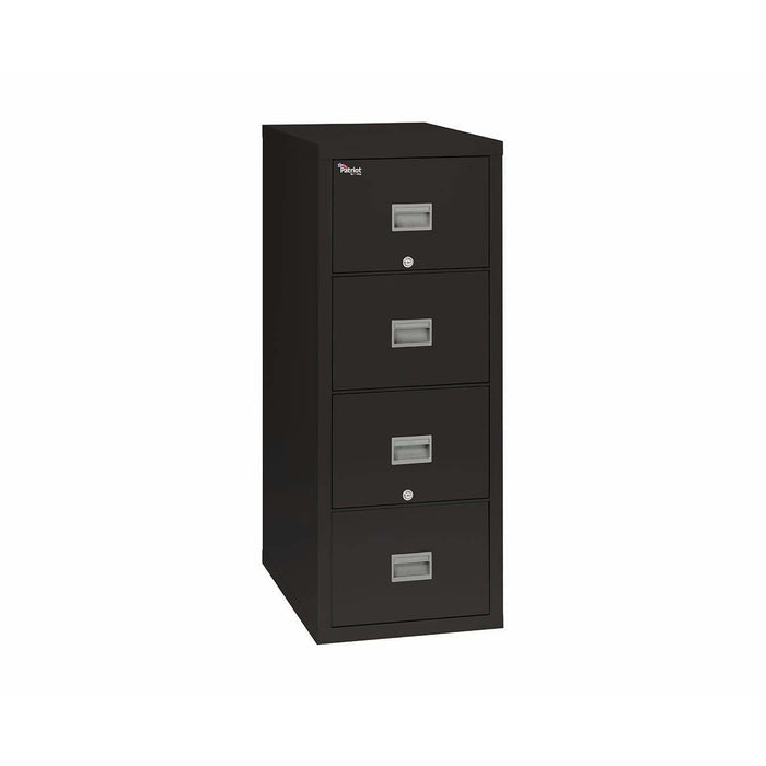 FireKing Classic Vertical 4 Drawer Letter File Cabinet 4-1825-C