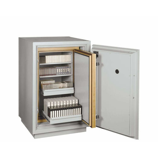 Fireking 6.0 Cubic Foot 3 Hour Fire and Impact Rated Data Safe DM3420-3 Interior