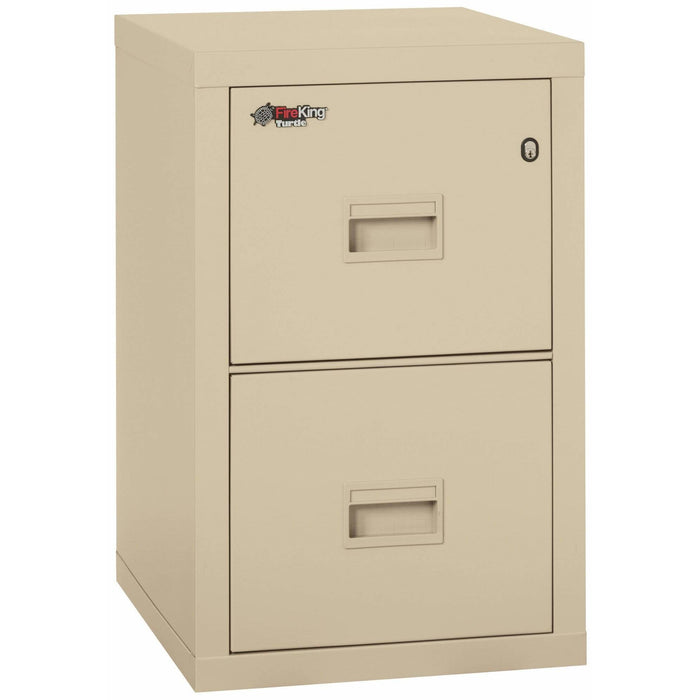 FireKing Turtle Fire File Cabinet 2R1822-C Feature