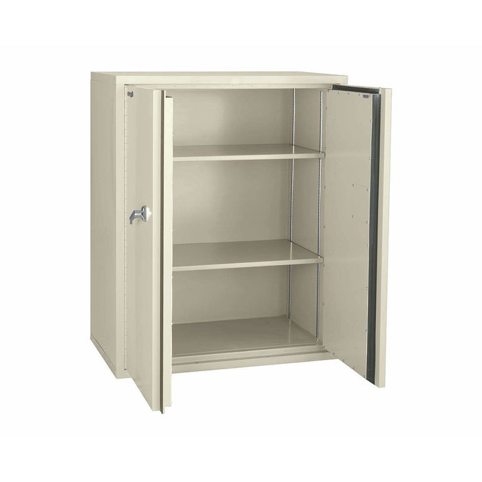 Fireking Two Shelf Storage Cabinet CF4436-D Interior