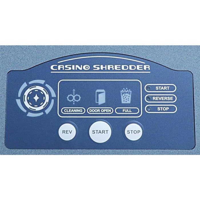Formax Cross-Cut Casino Shredder FD 87 Casino