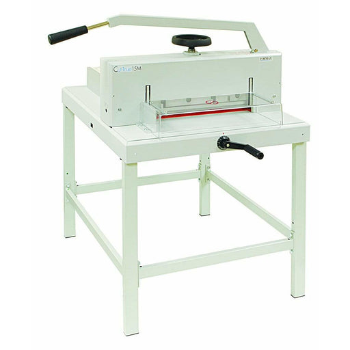 Formax Cut-True 15M Manual Guillotine Cutter