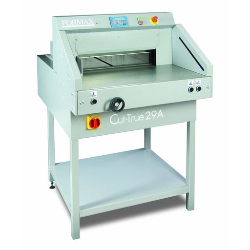 Formax Cut-True 29A Automatic Electric Guillotine Cutter