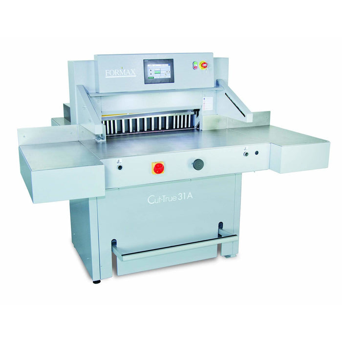 Formax Cut-True 31A Electric Guillotine Cutter