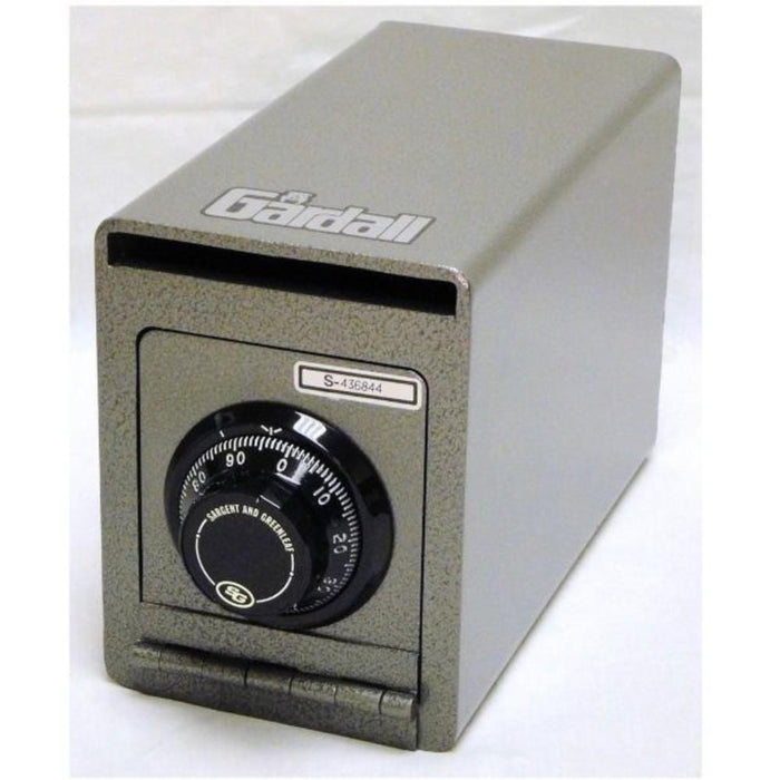 Gardall Under Counter Depository Safe TC1206-G-K