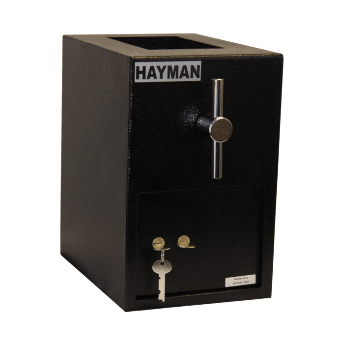 Hayman CashVault Top Loading Depository Safe CV H13