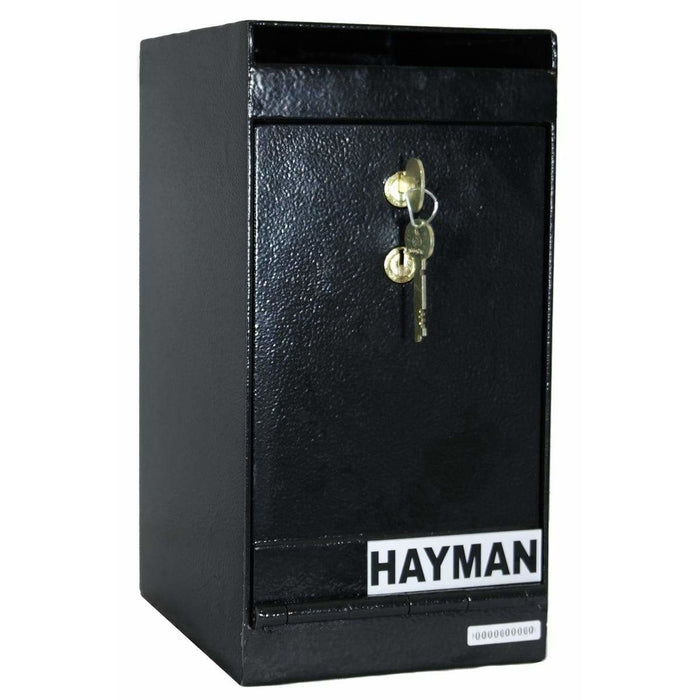 Hayman CashVault Under Counter Depository Safe CV SL12