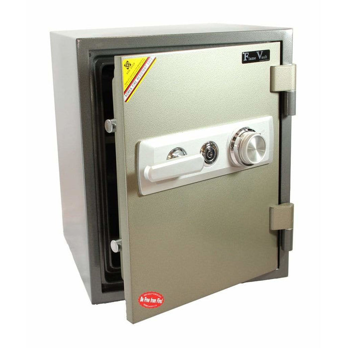 Hayman FlameVault 2 Hour Fireproof Burglary Safe FV-275C