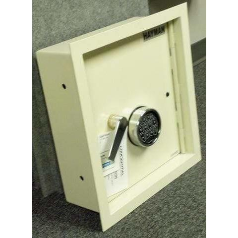 Hayman Heavy-Duty Wall Safe CV WS-7