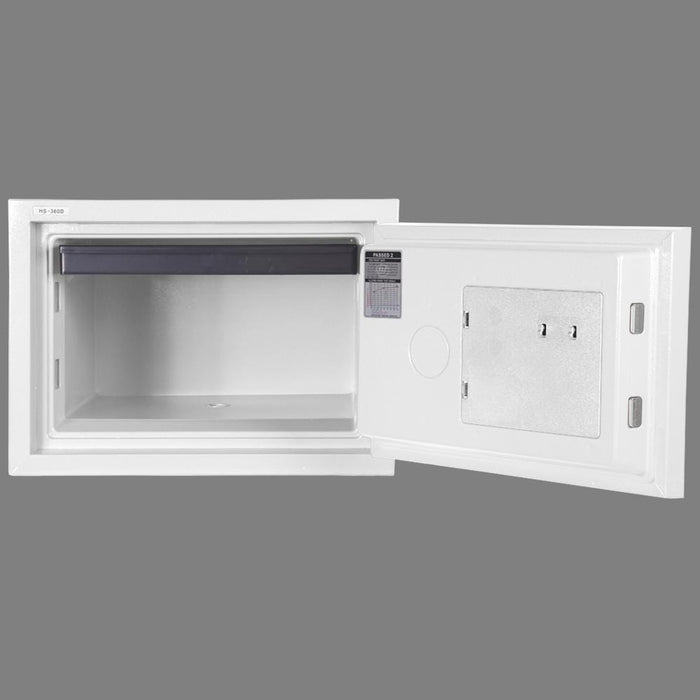 Hollon 2 Hour Fireproof Home Safe HS-360D