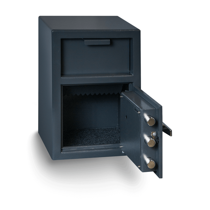Hollon Front Drop Depository Safe FD-2014C