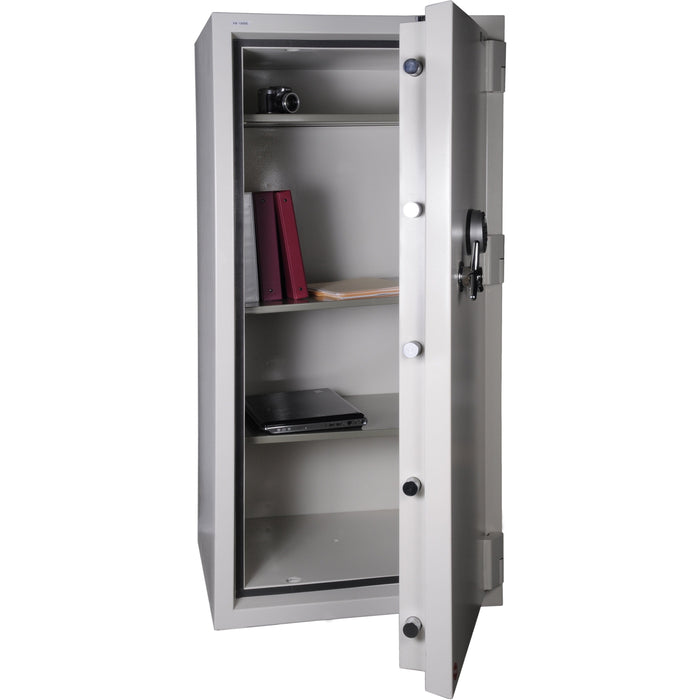 Hollon Oyster Series Fire & Burglary Safe FB-1505C