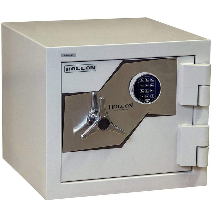 Hollon Oyster Series Fire & Burglary Safe FB-450E