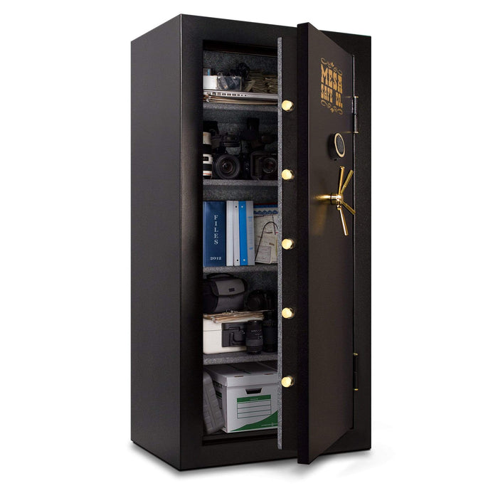 Mesa MBF Series 1 Hour Fire-Rated Gun Safe MBF7236E-P