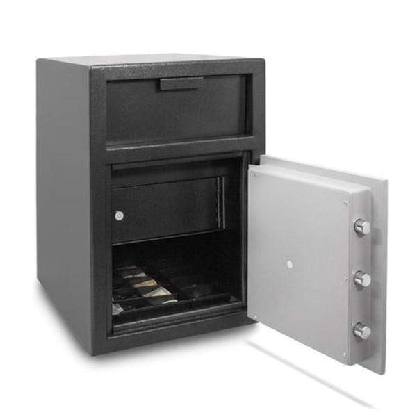 Mesa MFL Series Depository Safe MFL25E-ILK Main Compartment