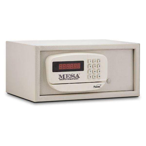 Mesa MH Series Residential & Hotel Safe MH101-WHT Electronic Lock