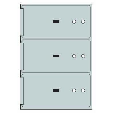 Socal Safe SN Series Deposit Boxes SN-3A