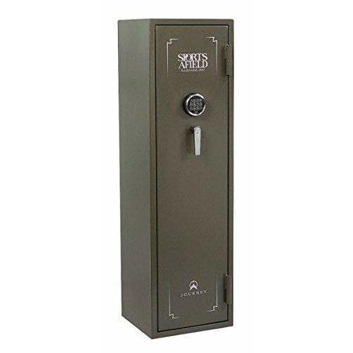 Sports Afield Journey Series 14-Gun, Non-Fire with Electronic Lock Gun Safe SA5516J