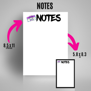 90'S VIBE'S BUNDLE | Bullet Journal Inserts | Printable Planning Pages