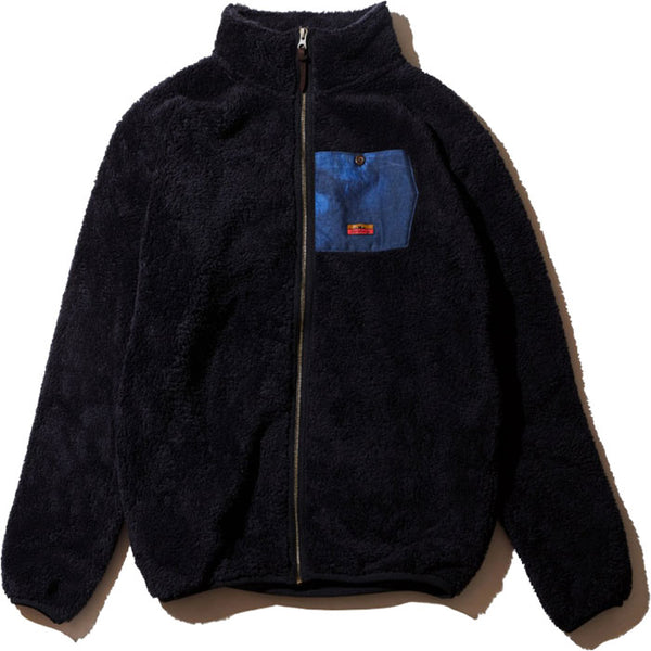ALBA FLEECE ZIP