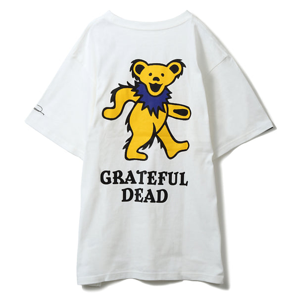 GRATEFUL DEAD×MOUNTAIN SMITH×S.YAMANE POCKET-T