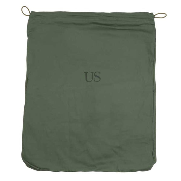DEAD STOCK US SATEEN LAUNDRY BAG