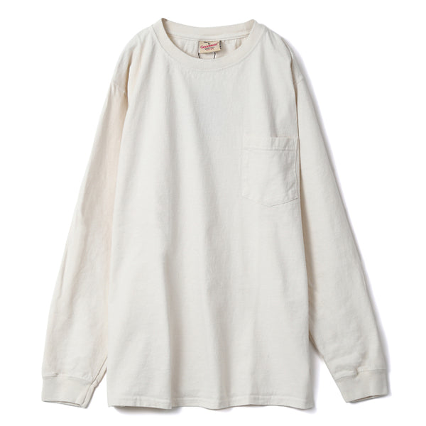 L/S POCKET TEE BIG