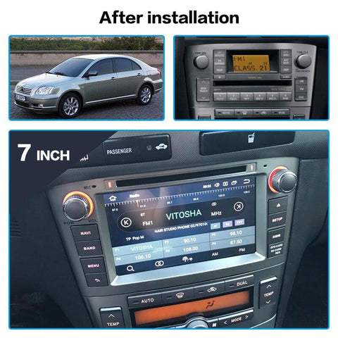 gps android avensis