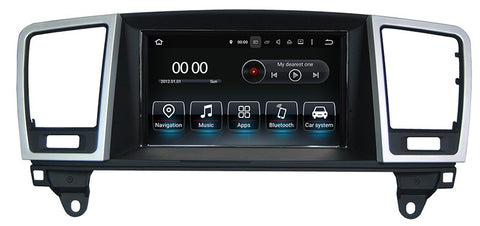 autoradio gps Mercedes Benz ML