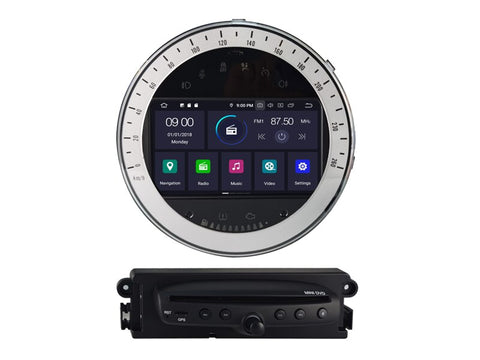 Autoradio GPS Android Mini 2006-2013